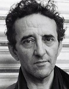 Volto di Roberto Bolano